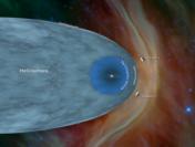 Зонд НАСА Voyager-2 отлетел отЗемли на18 млрд. километров