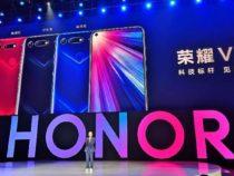 Huawei представила смартфон Honor V20 скамерой на48 Мп