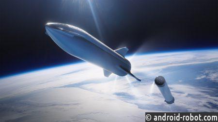 Илон Маск поделился уточнениями о собственной ракете Starship