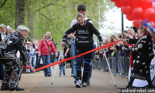 Экзоскелеты помогут инвалидам - Инженеры