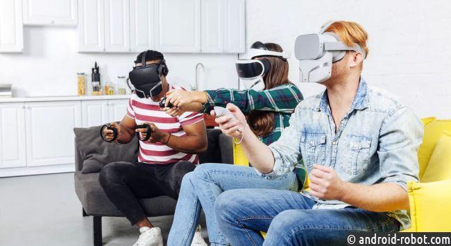 Виртуальная реальность сможет передавать запахи и ощущения