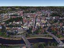 Google представила новый сервис имитации аэросъемки Earth Studio