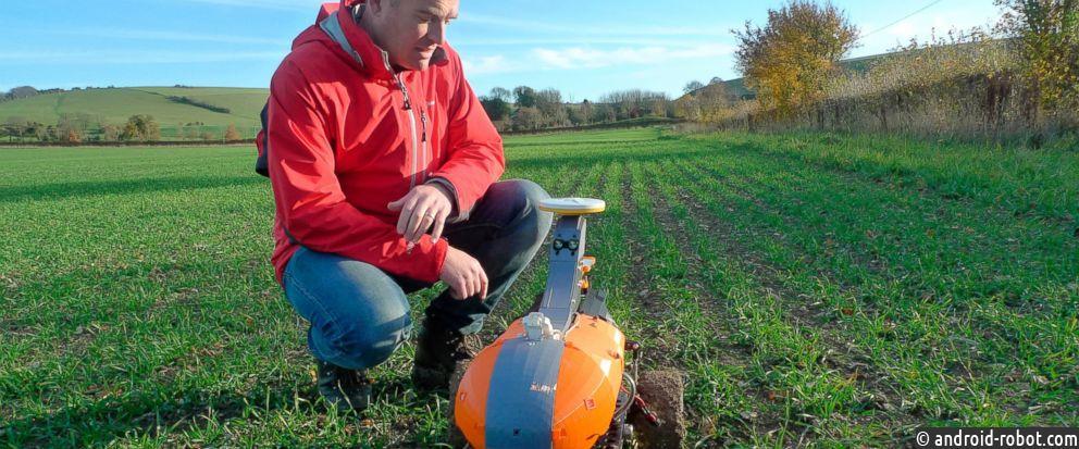 Фермеры Великобритании осваивают автономные технологии