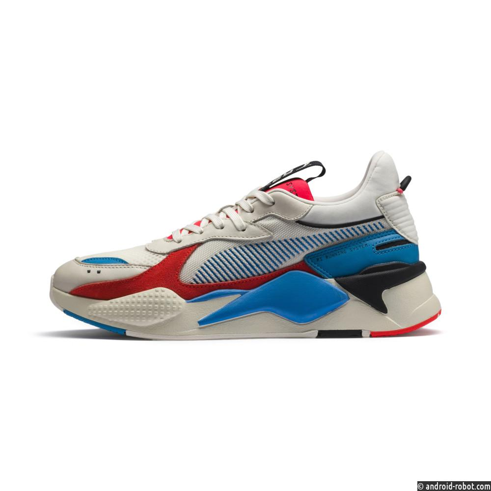 Puma переиздает умные кроссовки 1986 года