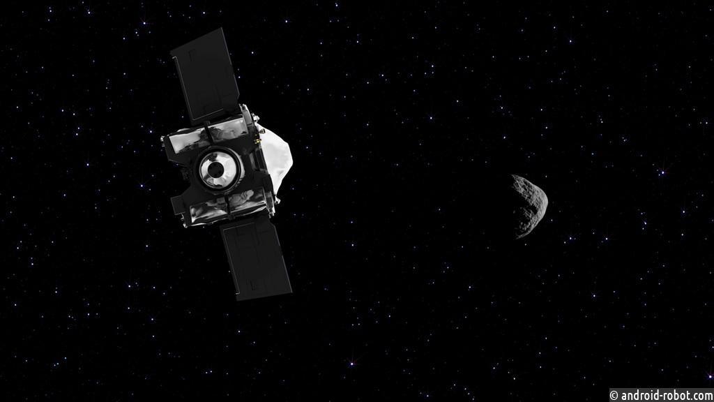 NASA будет транслировать приземление зонда наастероид впрямом эфире