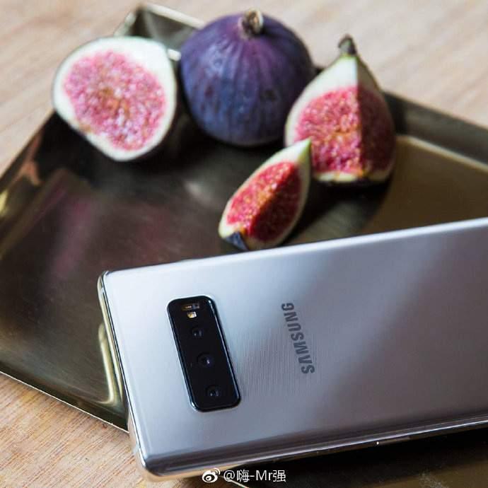 Вweb-сети рассекретили новый Samsung Galaxy S10 Plus