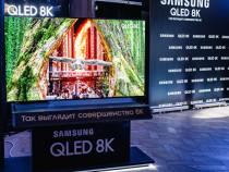 Samsung представила в российской столице «телевизор будущего»