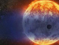 Астрономы обнаружили планету, которая фактически испаряется