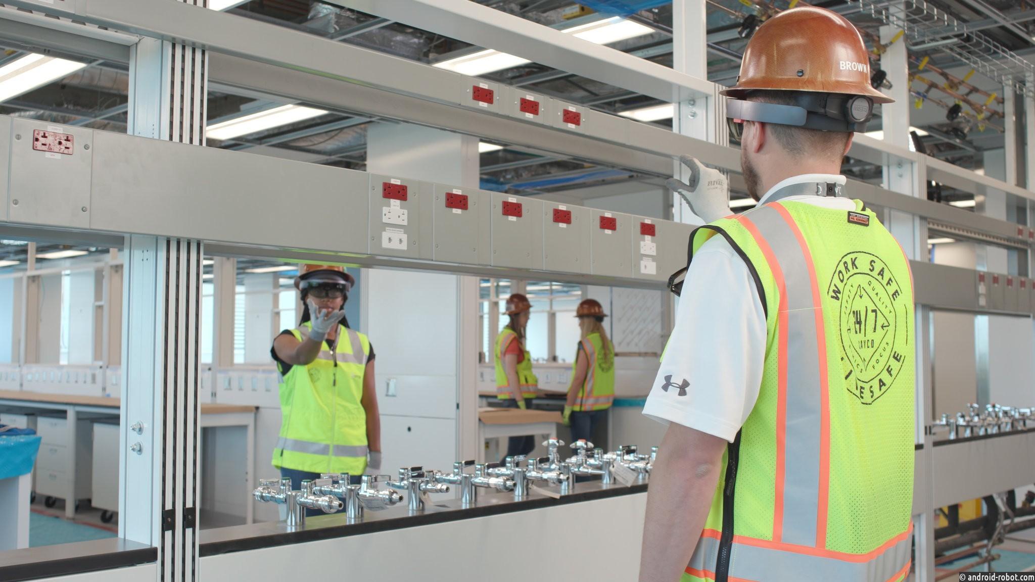 Виртуальная реальность позволяет пройтись по ещё не построенным зданиям