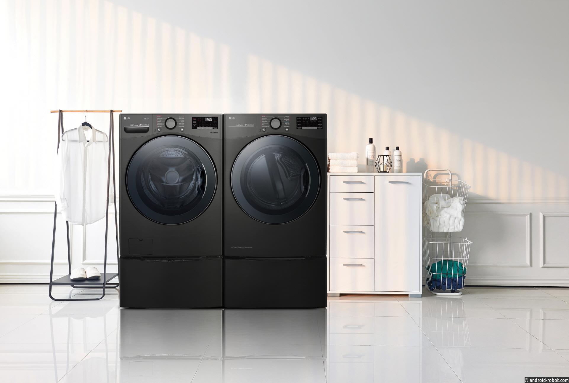 Представлена стиральная машина TWINWASH от LG