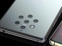 Характеристики идизайн Nokia 9 PureView вутекшем промо-ролике