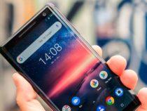 Винтернете показали лицевую панель пятикамерного телефона Nokia