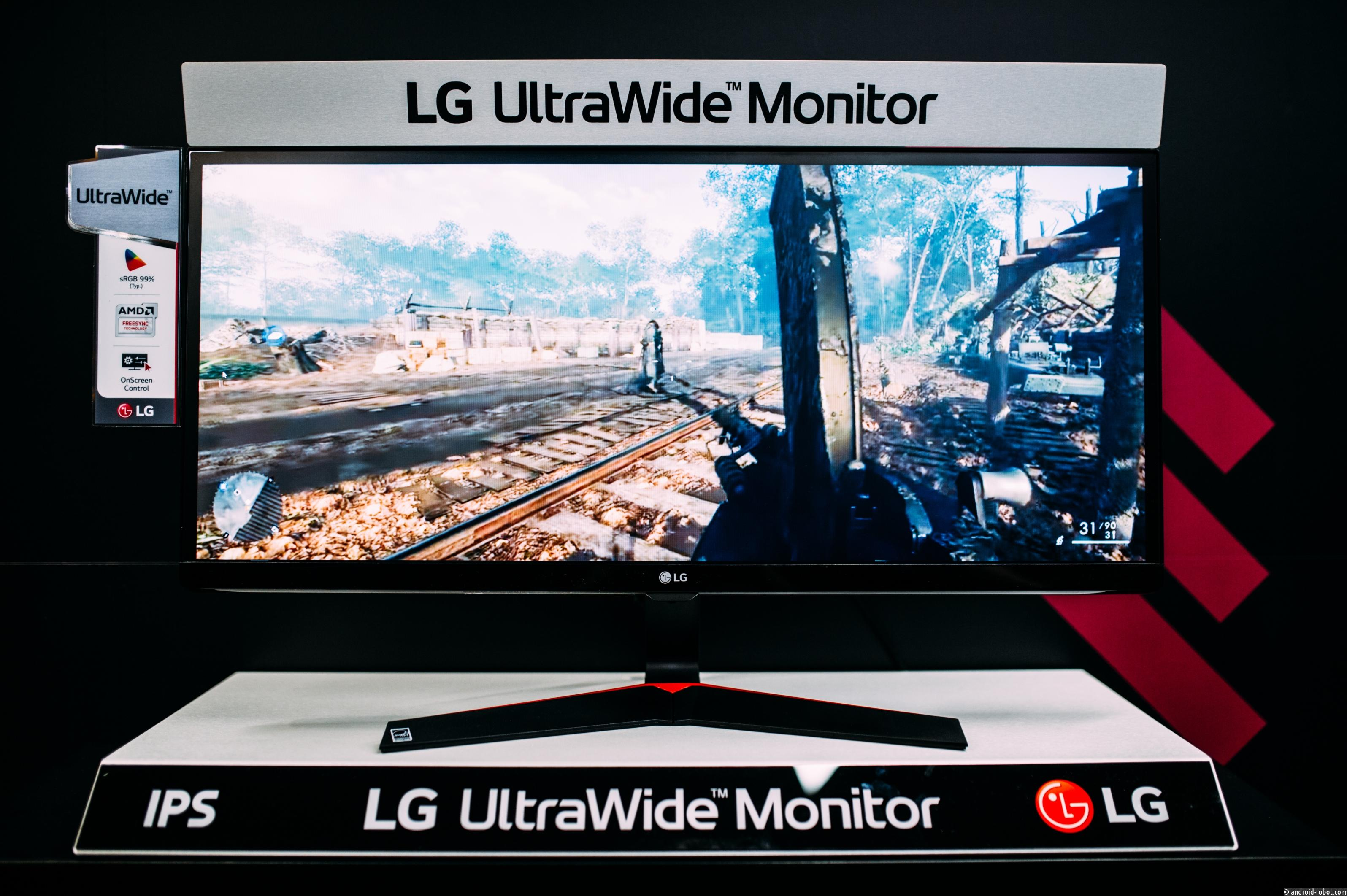 LG представила новую площадку формата Winstrike Corner