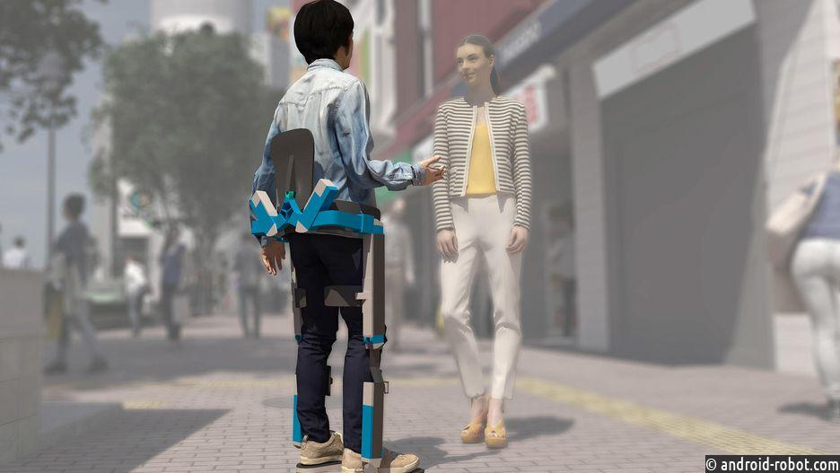 На CES 2019 представлены технологии для мало мобильных граждан (инвалидов)