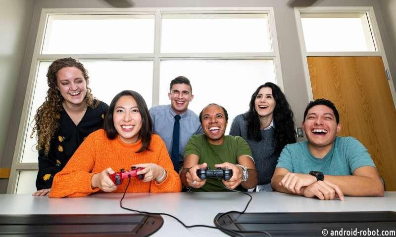 Исследование: видеоигры могут повысить производительность офиса