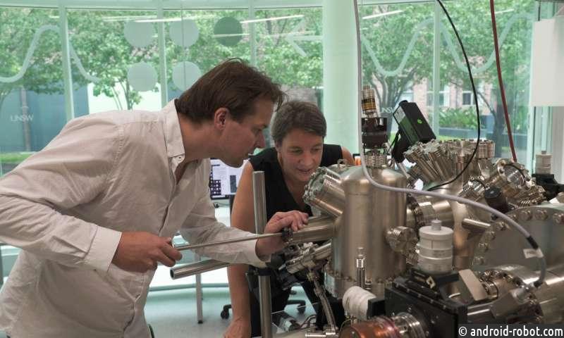 Ученые демонстрируют трехмерную архитектуру квантовых чипов