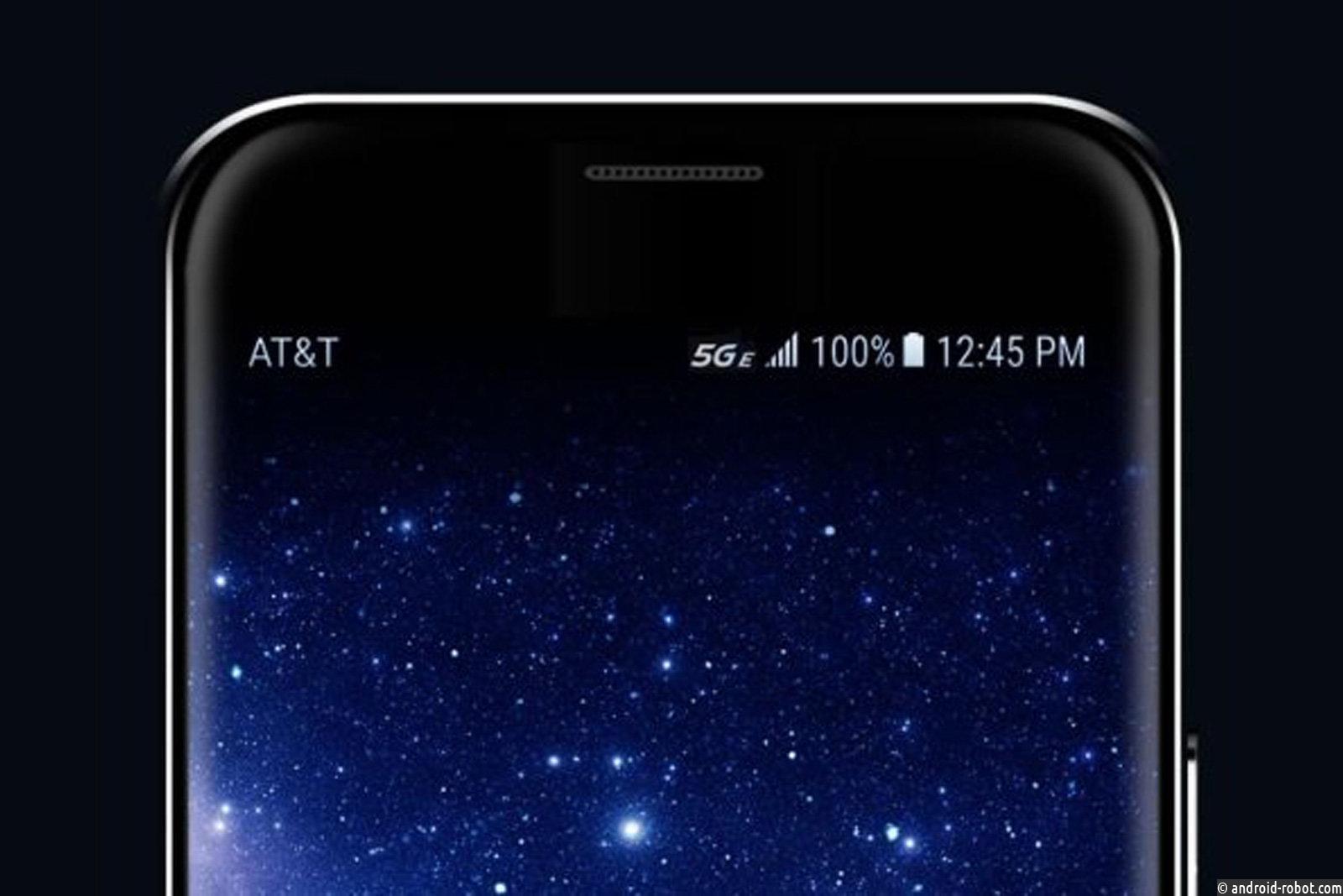 Android-телефоны AT & T теперь лгут о наличии 5G