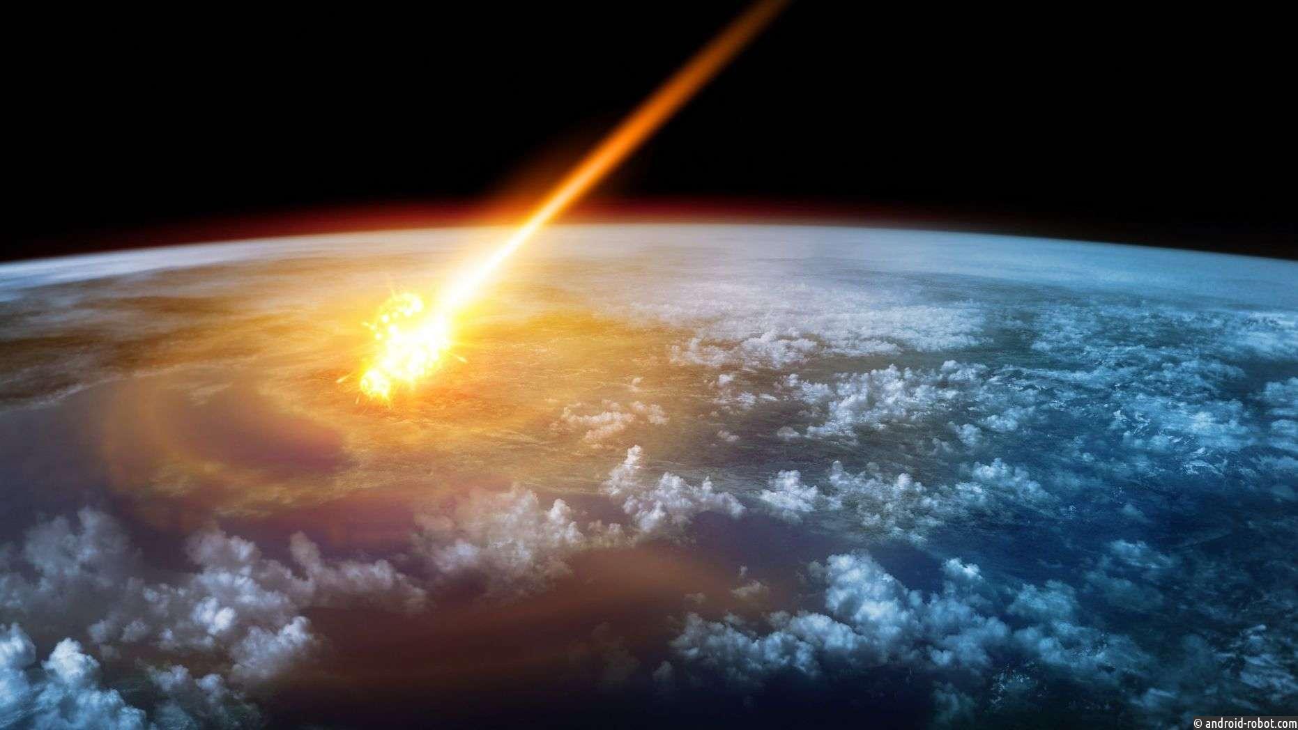 Астероид, который убил динозавров, вызвал цунами высотой в милю вокруг Земли