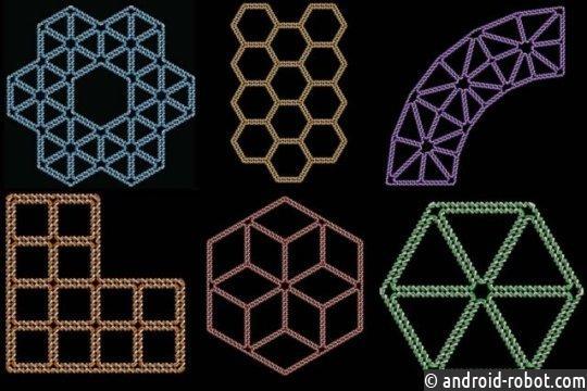 Программа может перевести двухмерный рисунок в структуру ДНК