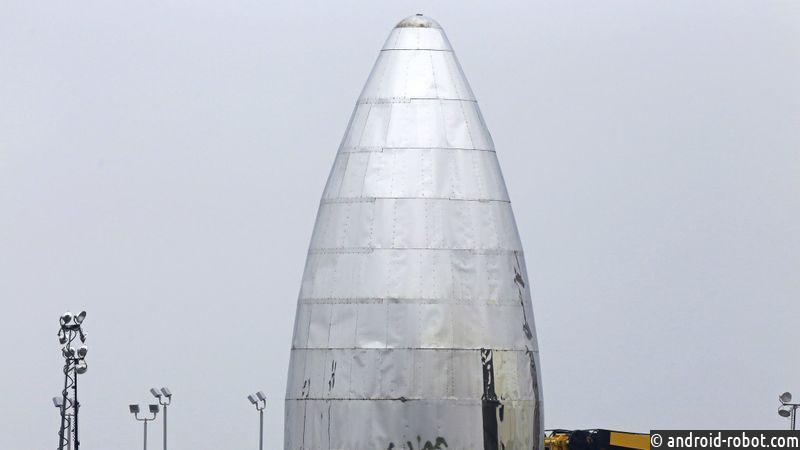 SpaceX планирует запустить корабль Марс