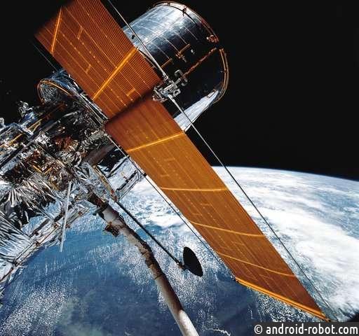 Камера телескопа Хаббла отключилась из-за аппаратной проблемы