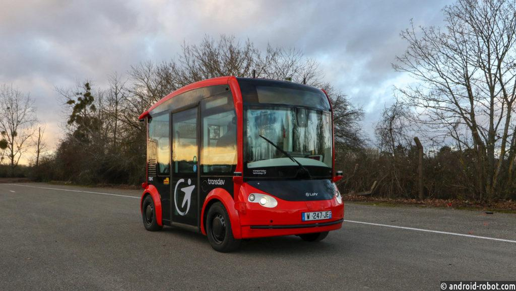 Torc Robotics и Transdev запускают автономные автобусы для доставки людей на общественном транспорте