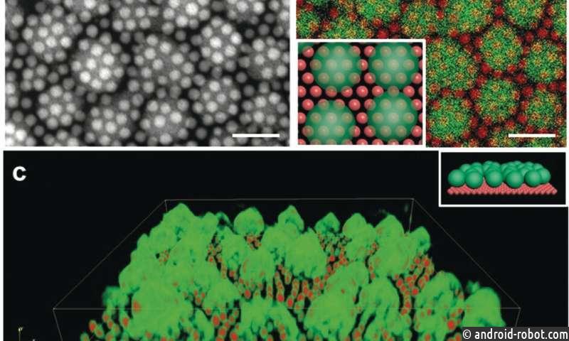 Нанокристаллы становятся лучше, когда они удваиваются с MOF