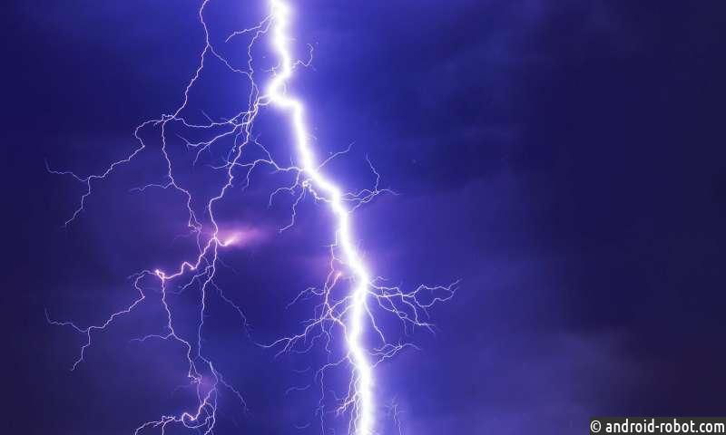 Лазер впервые вызывает электрическую активность во время грозы