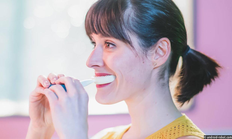 Представлена зубная щетка, которая чистит зубы за 10 секунд