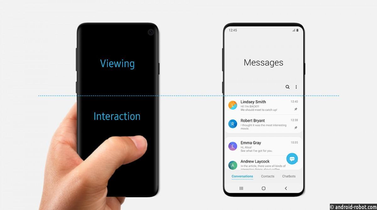 Самсунг назвала дату анонса флагманских телефонов Galaxy S10