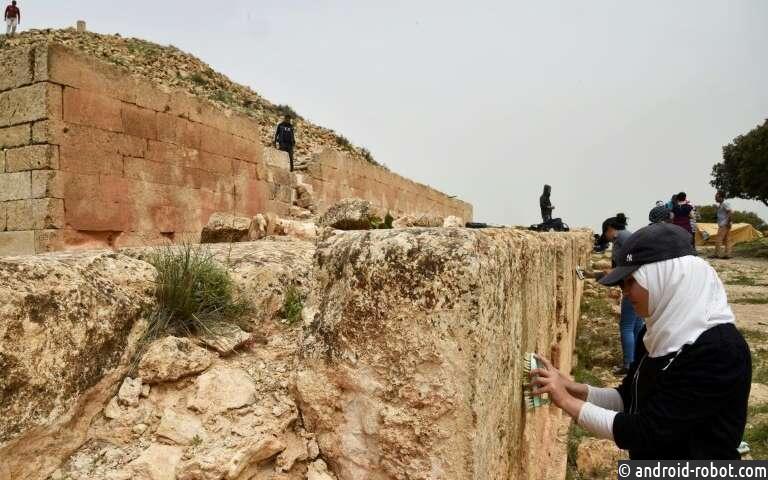 Древние пирамиды Алжира все еще окутаны тайной