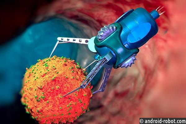Понимание иммунной системы привет к использованию нанотехнологий в медицине