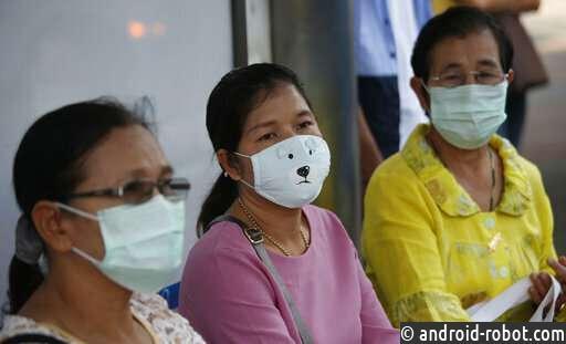 Тяжелый смог, усугубленный погодой, вызывает тревогу по всей Азии
