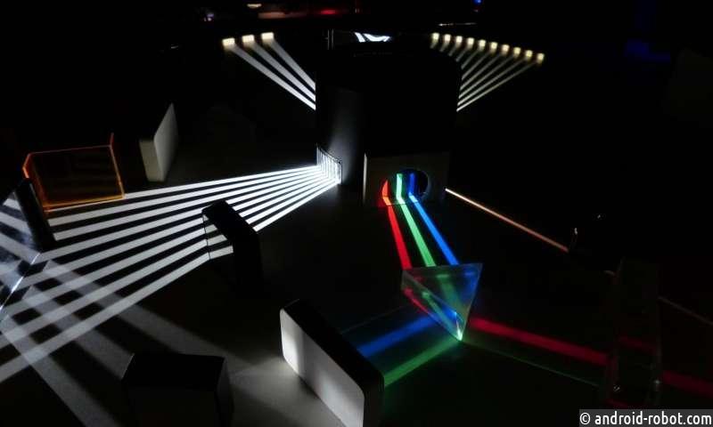 Ученые открывают новые свойства света