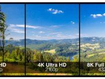 Свернутые экраны и разрешение 8K: как выглядит будущее телевидения