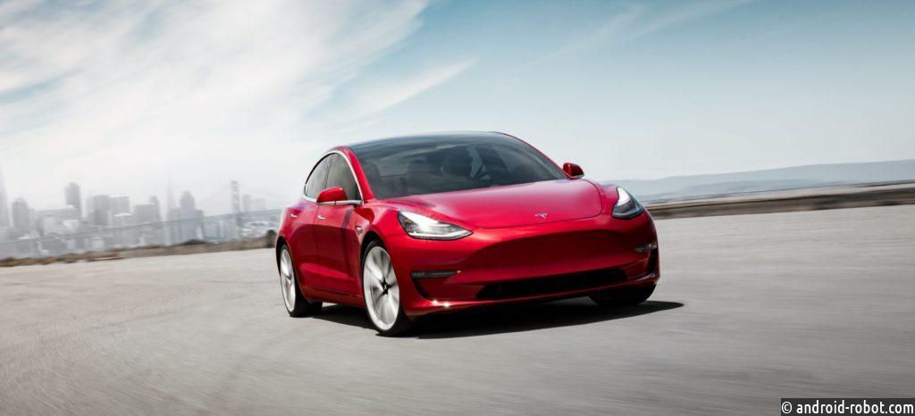 Tesla принимает заказы на Model 3 в Европе и Китае