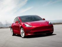 Tesla Model 3 вернулась в список десяти самых продаваемых автомобилей в США
