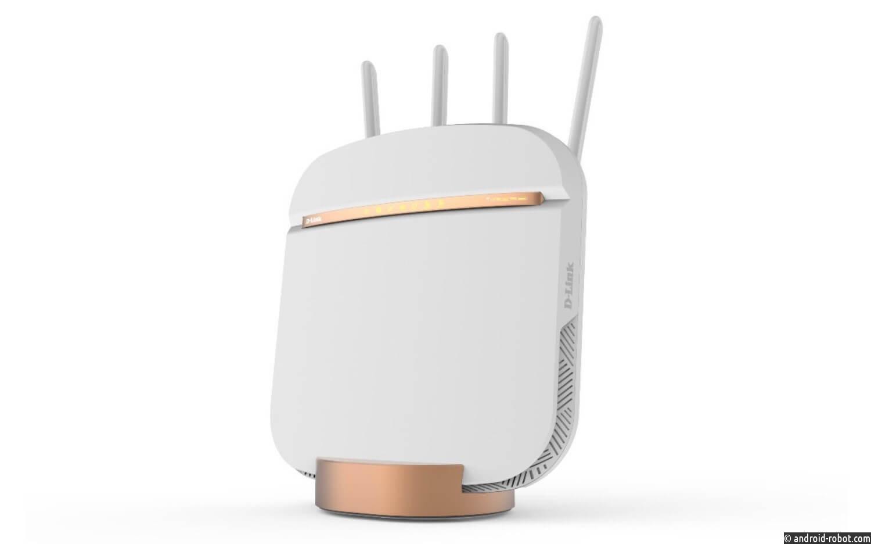 D-Link анонсирует маршрутизатор 5G