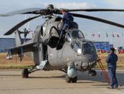 Россия поставит Сербии семь вертолетов Ми-35 и три Ми-17