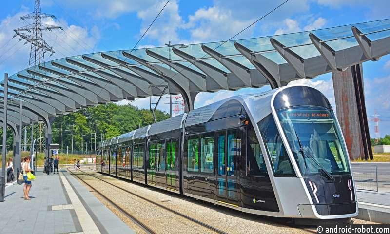 В Люксембурге общественный транспорт стал бесплатным для сохранения природы