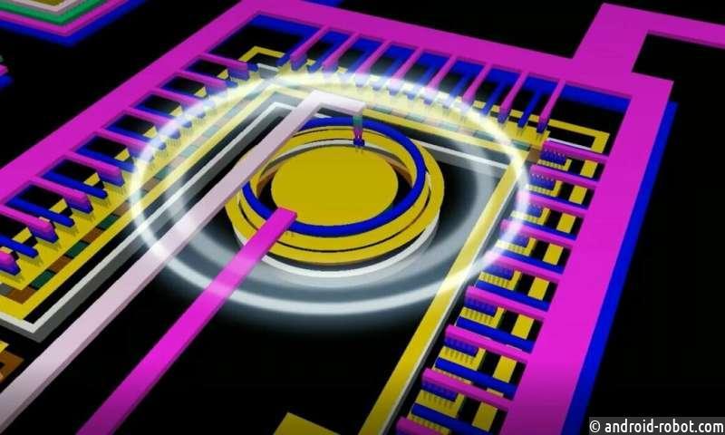 Свет соединяет электронику и оптику на одной микросхеме