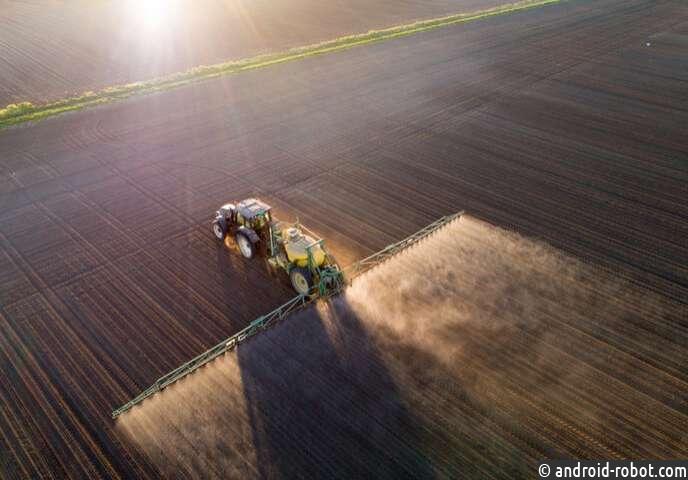 Пестициды обнаружены в более чем 80% европейских почв