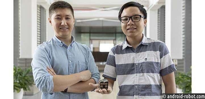 Энергия, излучаемая сотовыми телефонами, может быть преобразована в электричество
