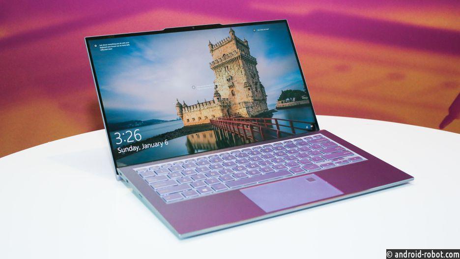 Ноутбук Asus Zenbook S13