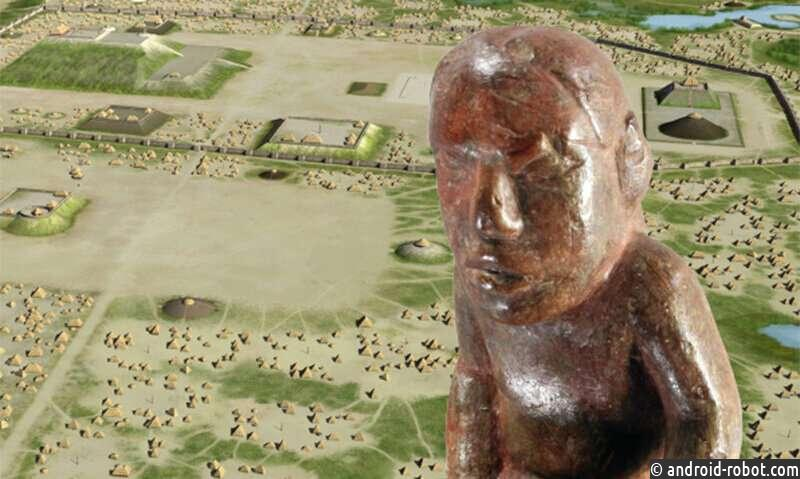 """Археологи добавили подробностей о раскопках в """"Большой Кахокии"""""""