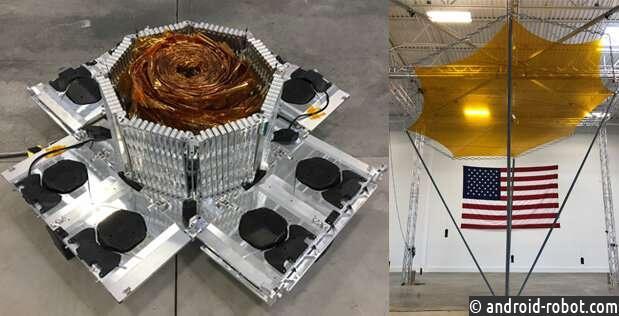 Прототип отражающей антенны DARPA обеспечивает высокую производительность в небольшом корпусе