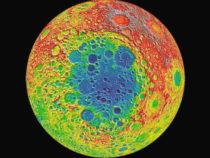 Китай только что приземлился на противоположной стороне луны