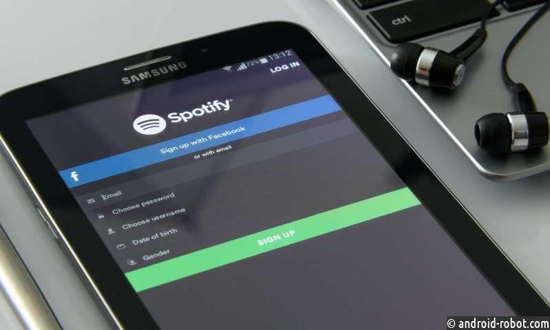 Обновление Spotify позволяет отключать исполнителей, которых не хочешь слышать