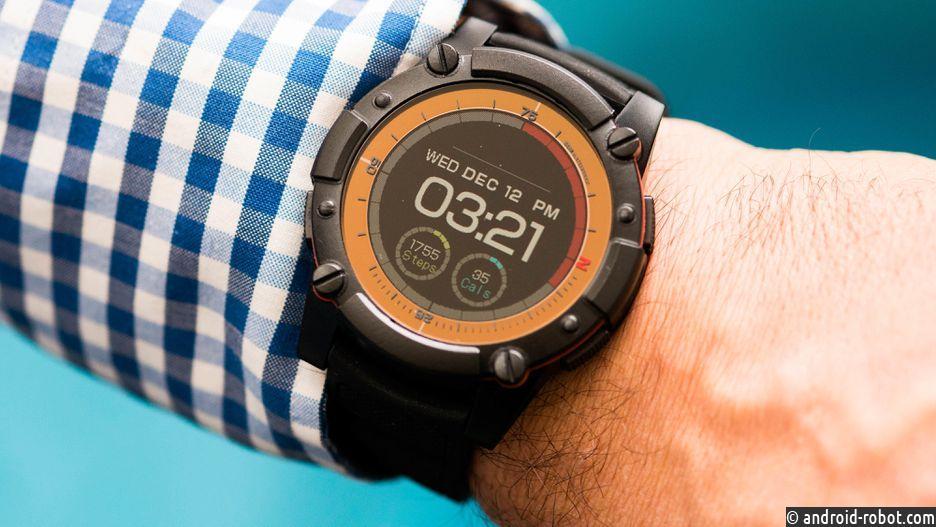 Часы Matrix PowerWatch 2