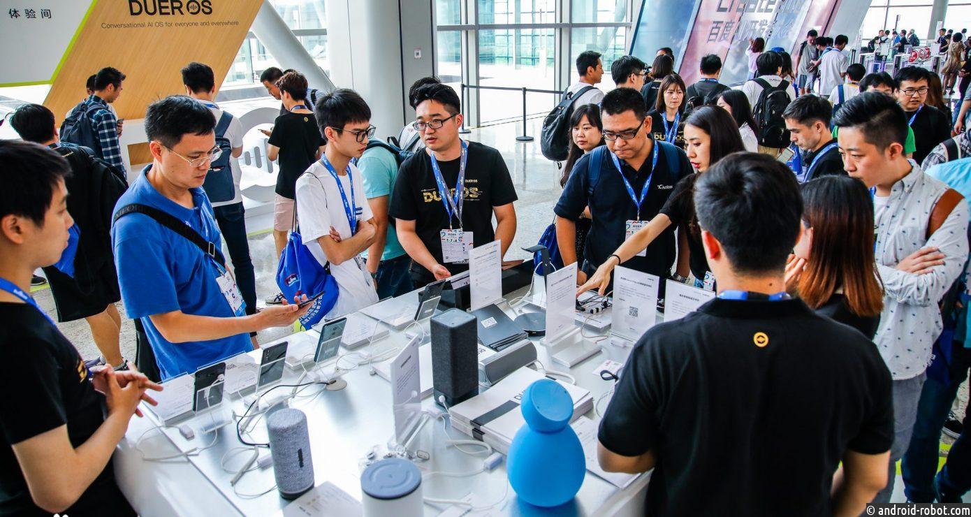 Китайскую Baidu установили на 200 млн. устройствах